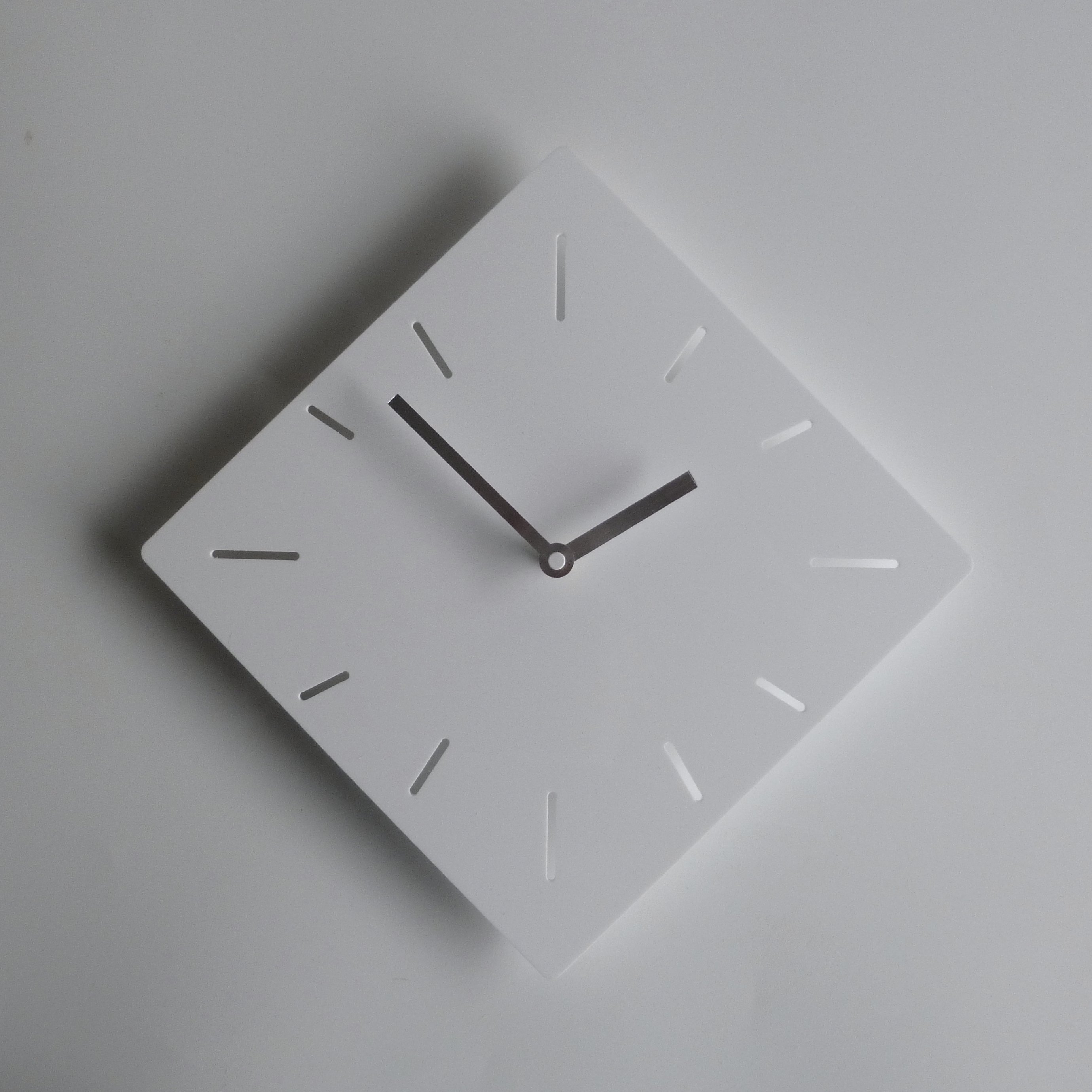 Diamond Outline Wall Clock I'm a novice in java and i'm a little bit of trouble trying to get the output i need. vanilla design store