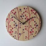 Objectify Stalk Wall Clock